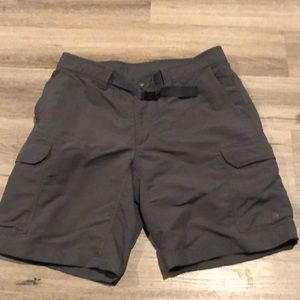 Men's North Face Cargo Shorts size 34